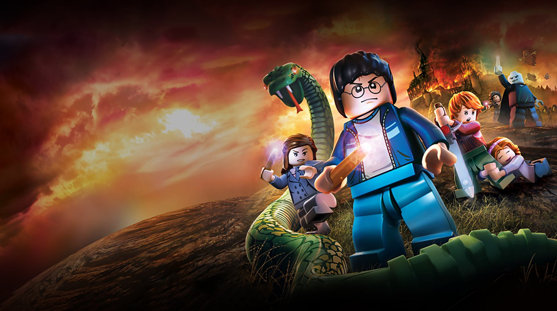 lego harry potter wallpapers  wallpaper cave
