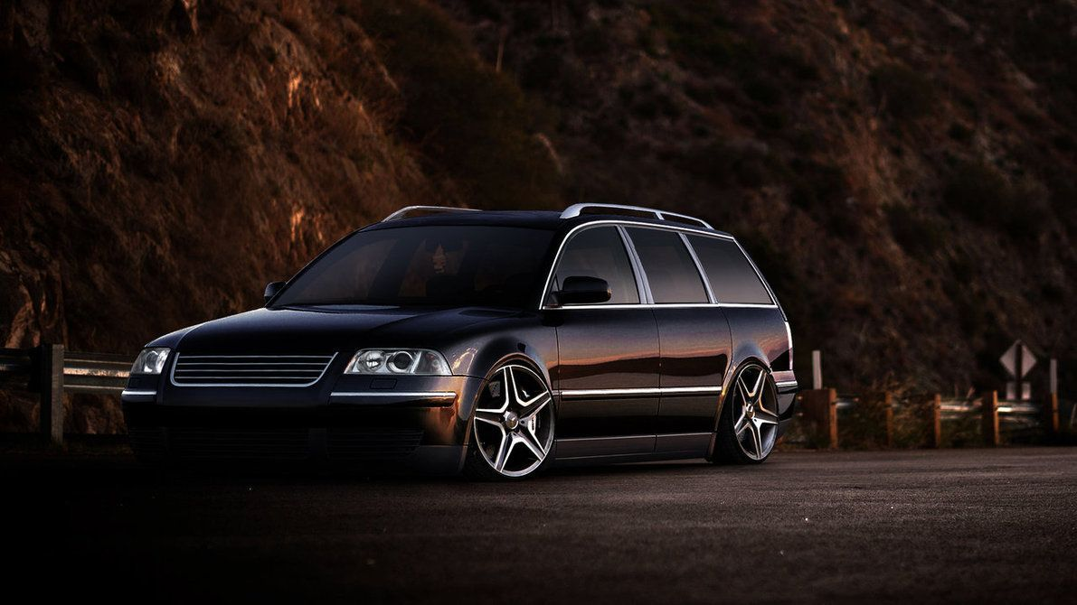 Volkswagen Passat B5 Wallpapers Wallpaper Cave