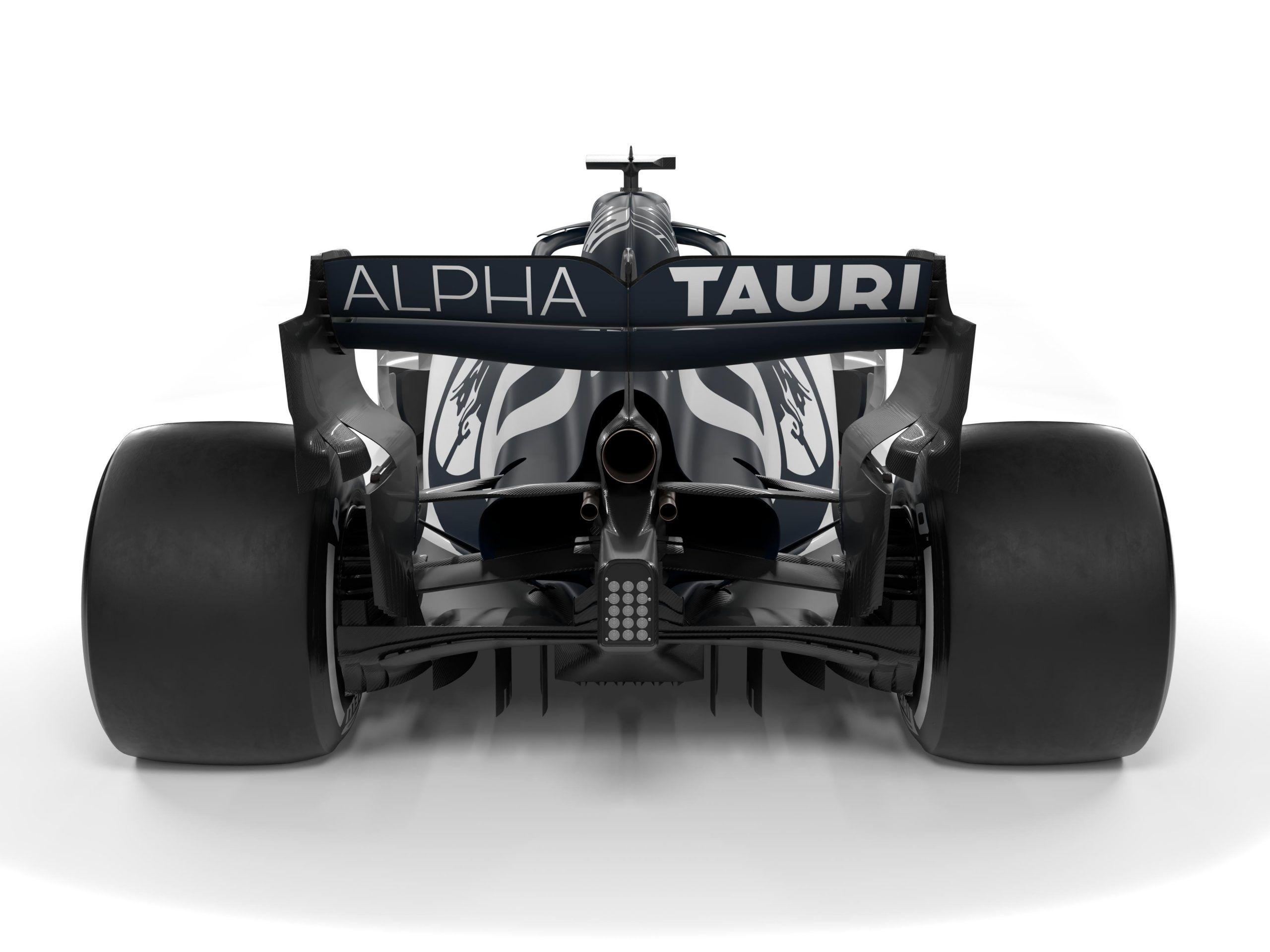 AlphaTauri F1 Background 8