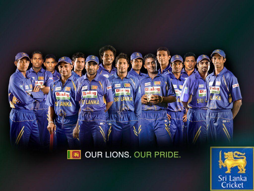 Sri Lanka Cricket Team Teams Background 2