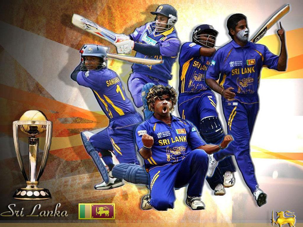 Sri Lanka Cricket Team Teams Background 3