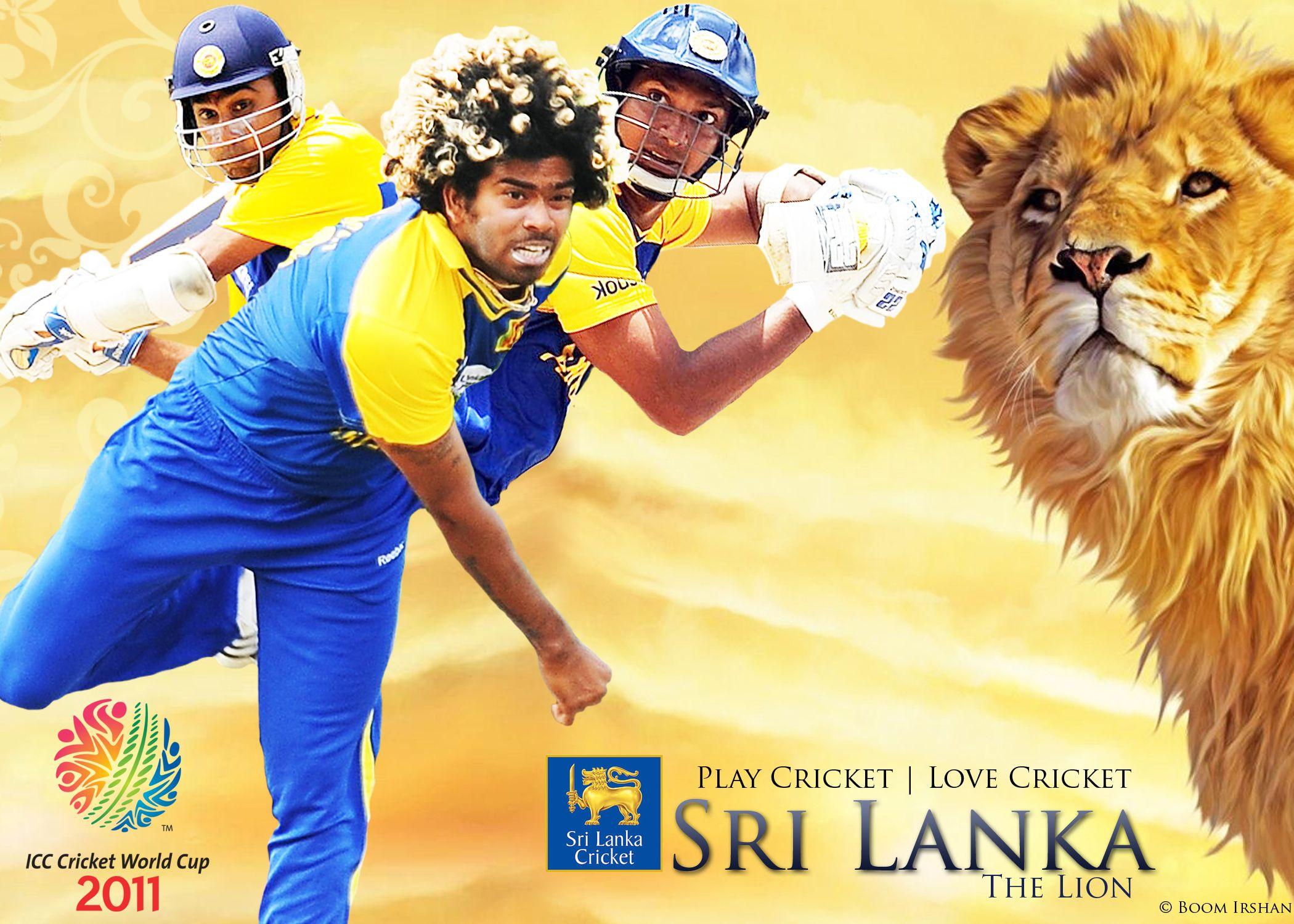 Sri Lanka Cricket Teams Background 6