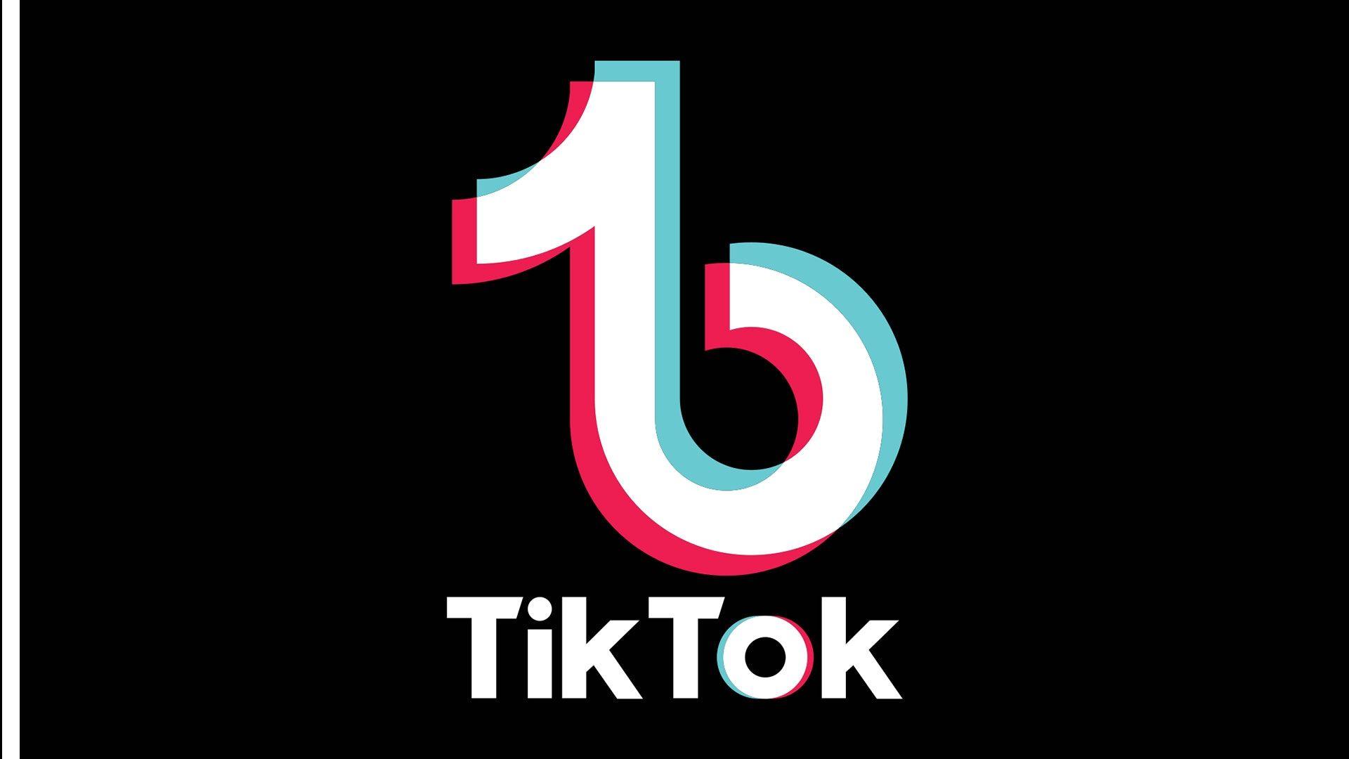 TikTok Logo HD Wallpapers - Wallpaper Cave