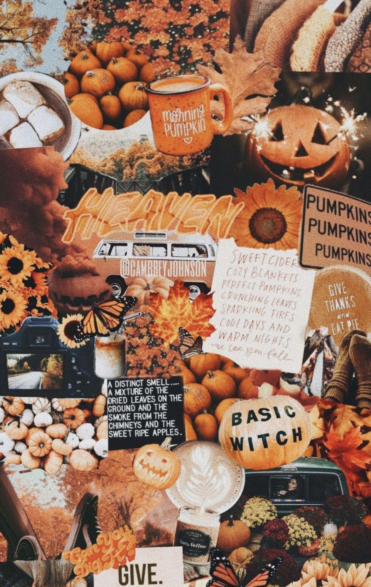Free Fall Halloween Wallpaper.Autumn Halloween Wallpapers Wallpaper Cave