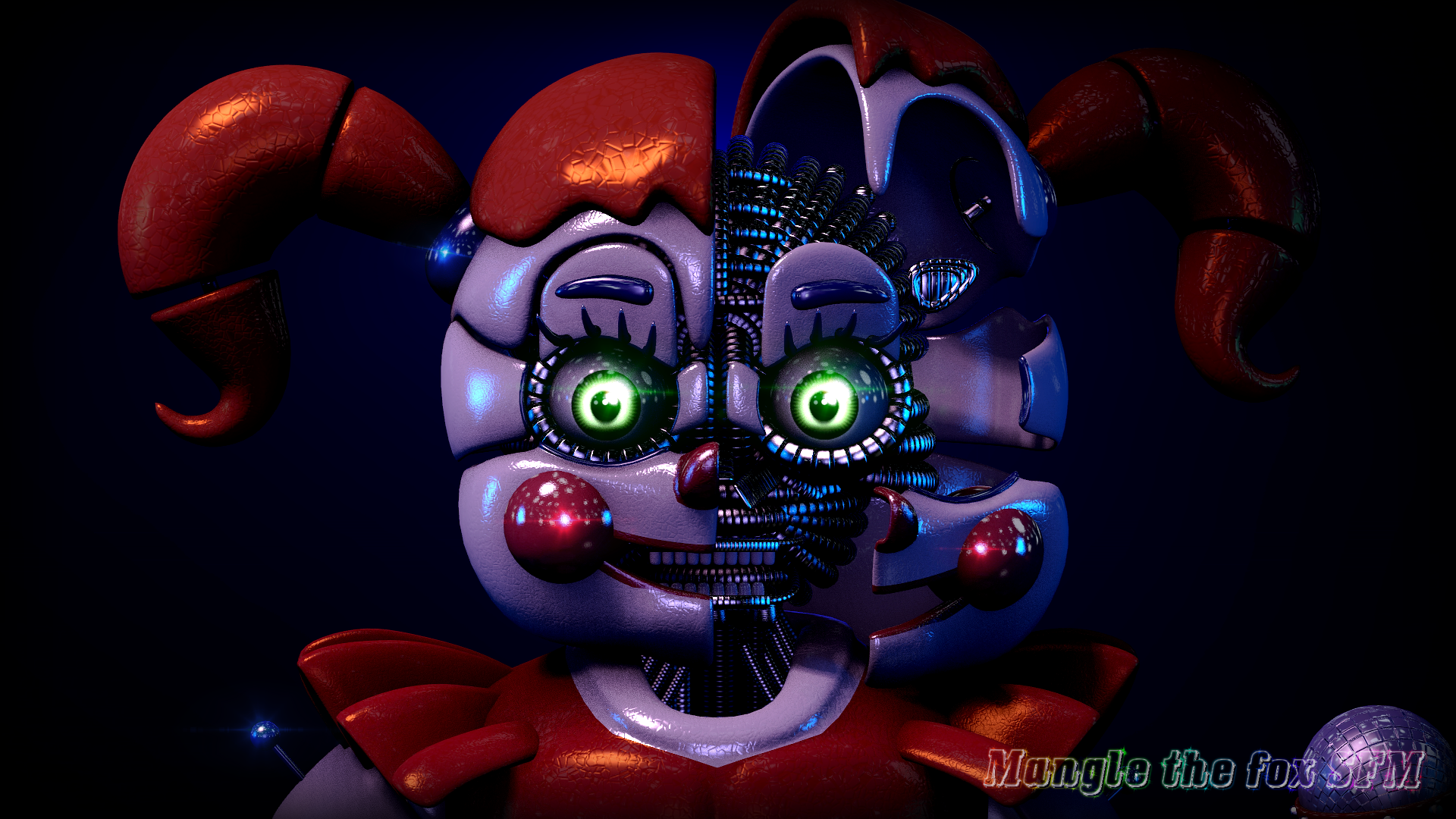 Circus Baby Wallpapers - Top Free Circus Baby Backgrounds
