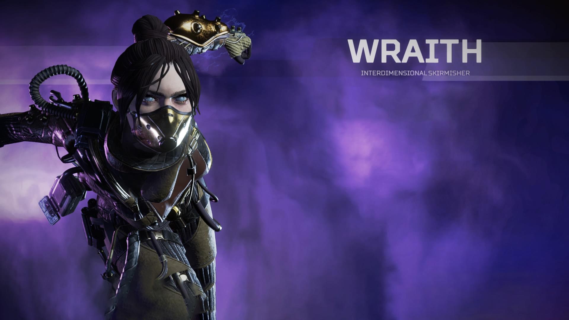 Why Does Bangalore Hates Wraith? : Apex Legends Lore