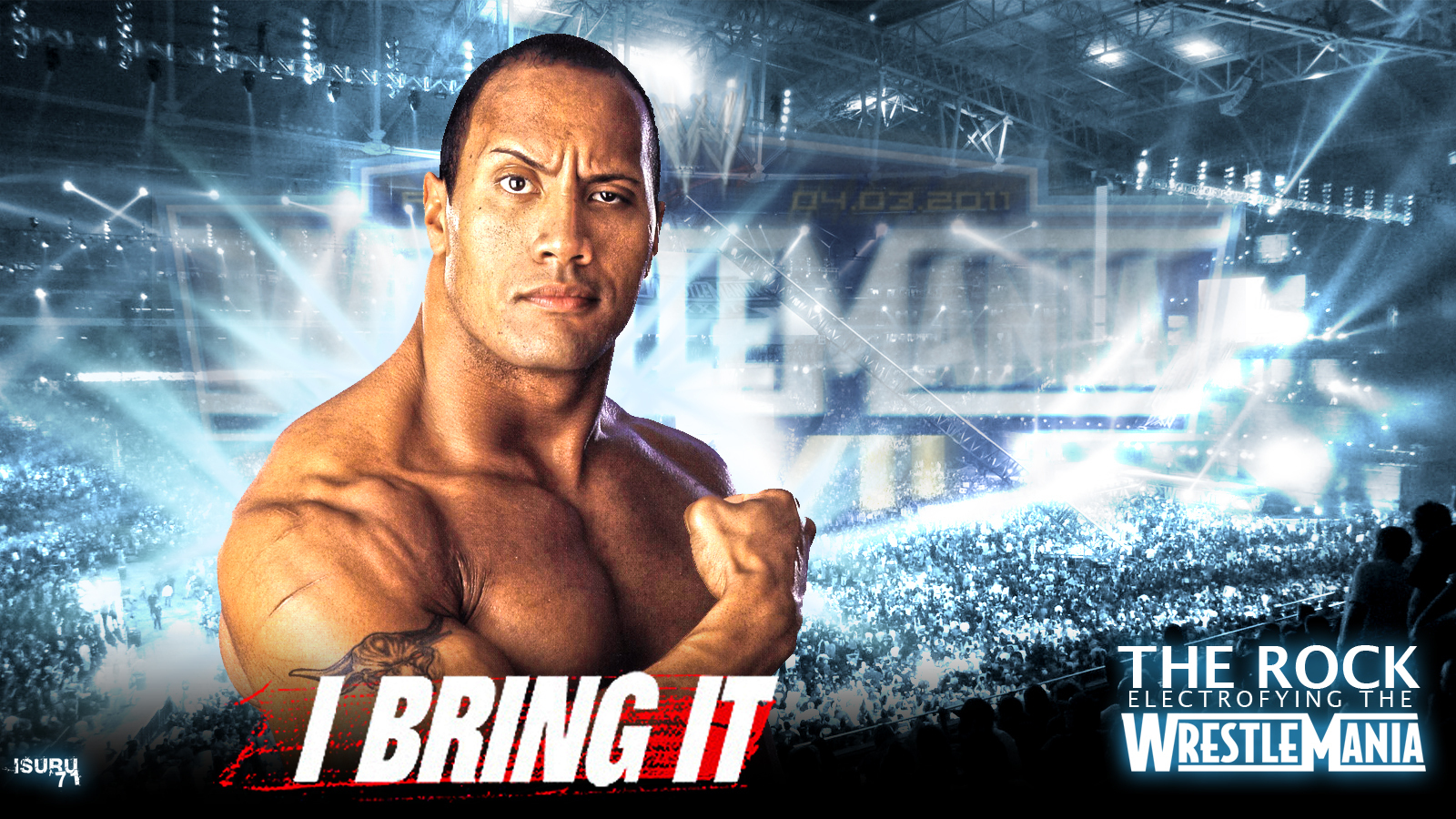 WWE image The Rock HD wallpapers and backgrounds photos