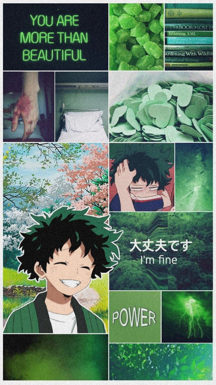 ✓ Anime Aesthetic Wallpapers Bnha in 2020