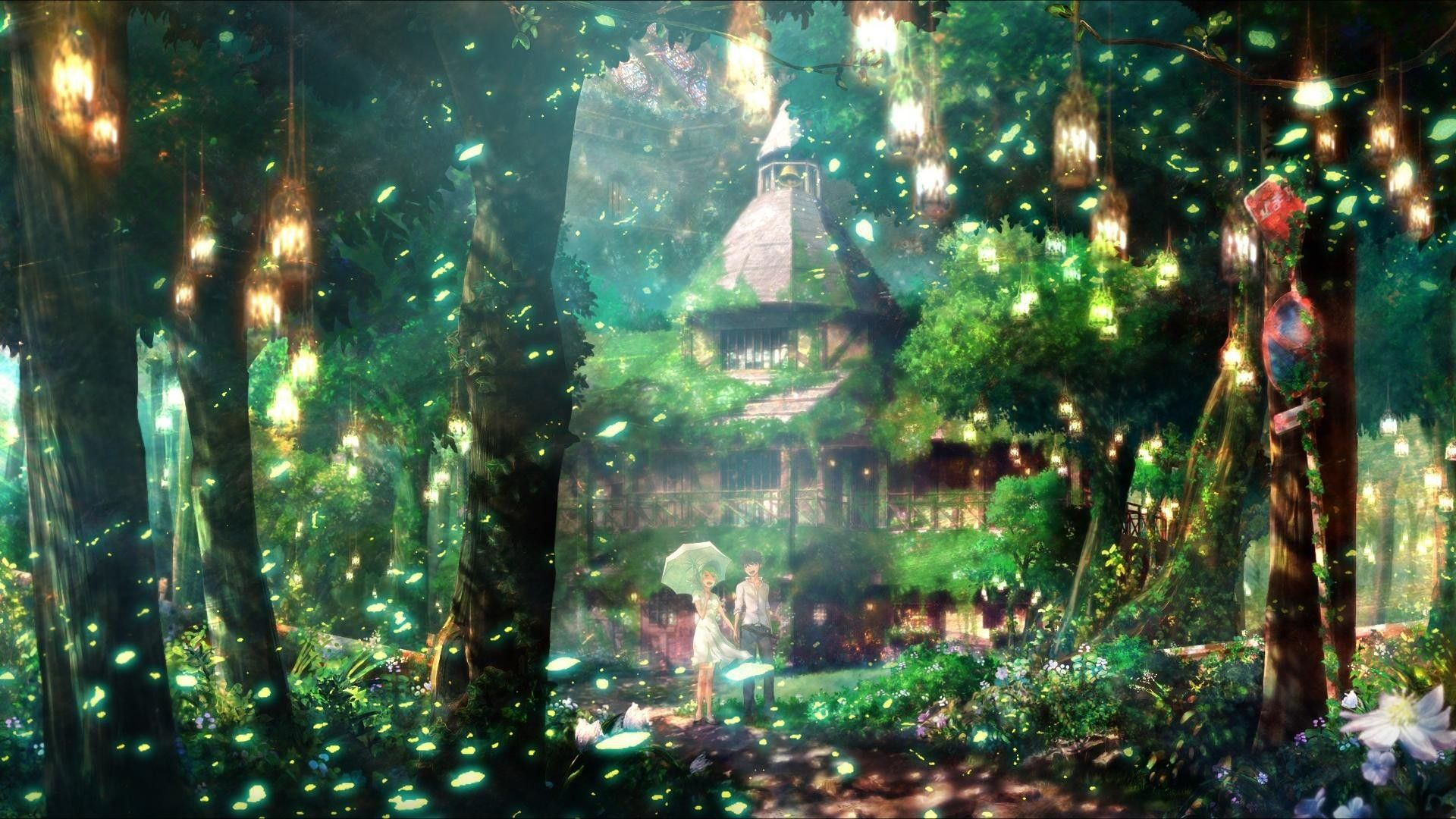 Anime Backgrounds Aesthetic posted by John Tremblay