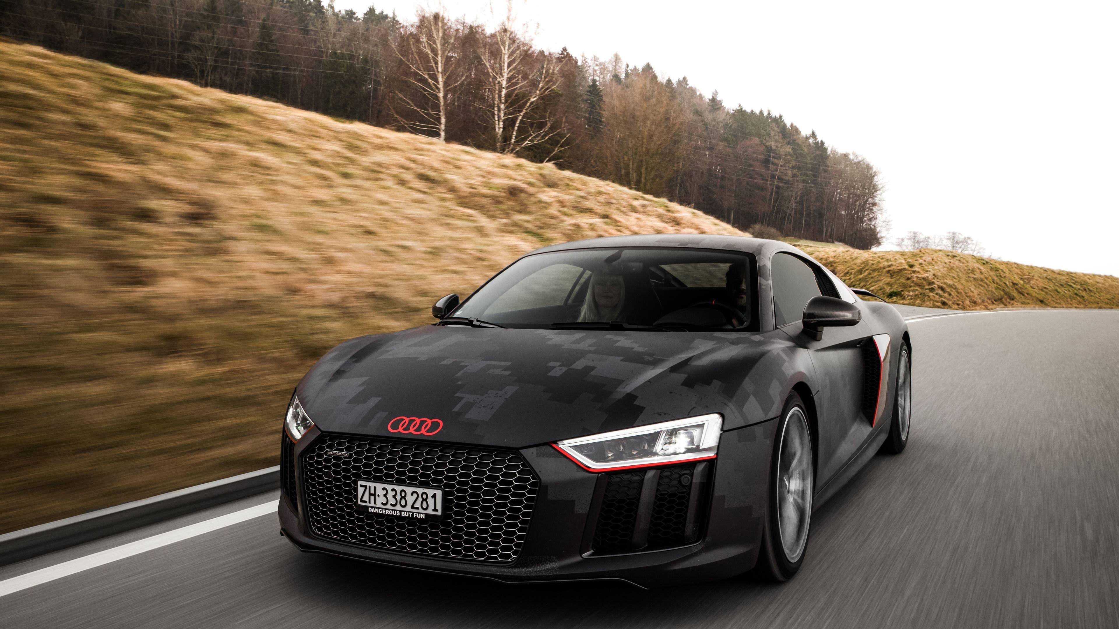 Audi R8 V10 Plus Wallpapers Wallpaper Cave