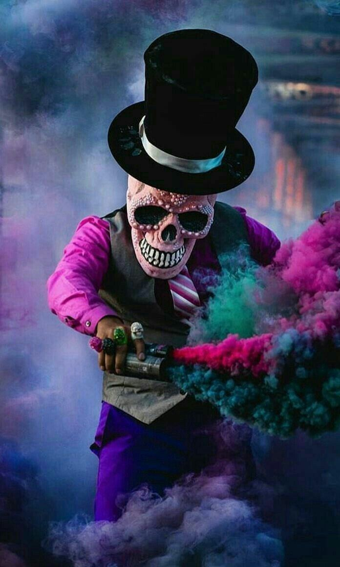 Smokey Joker Wallpapers - Wallpaper Cave