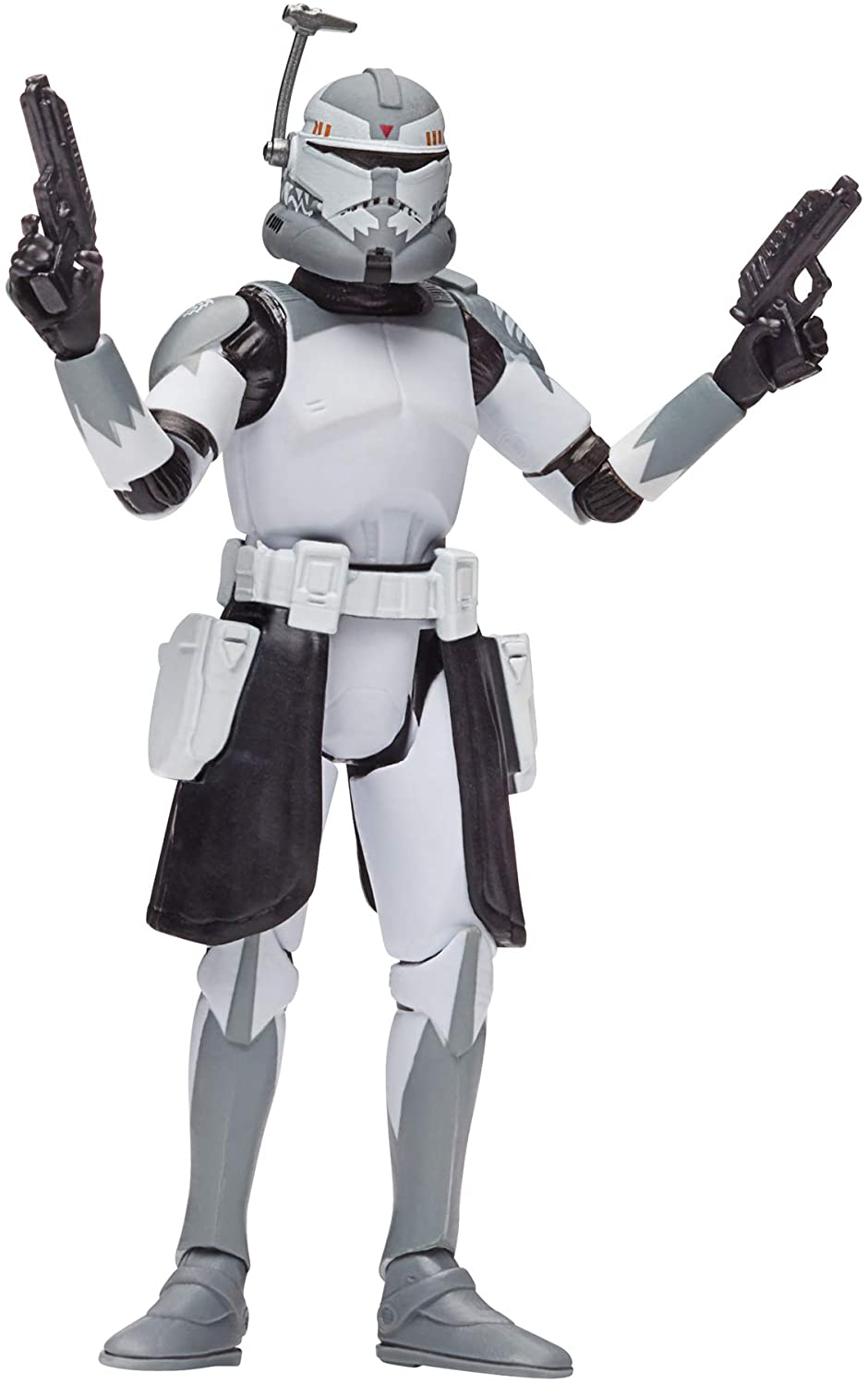Star Wars The Vintage Collection Clone Commander Wolffe Toy, 3.75