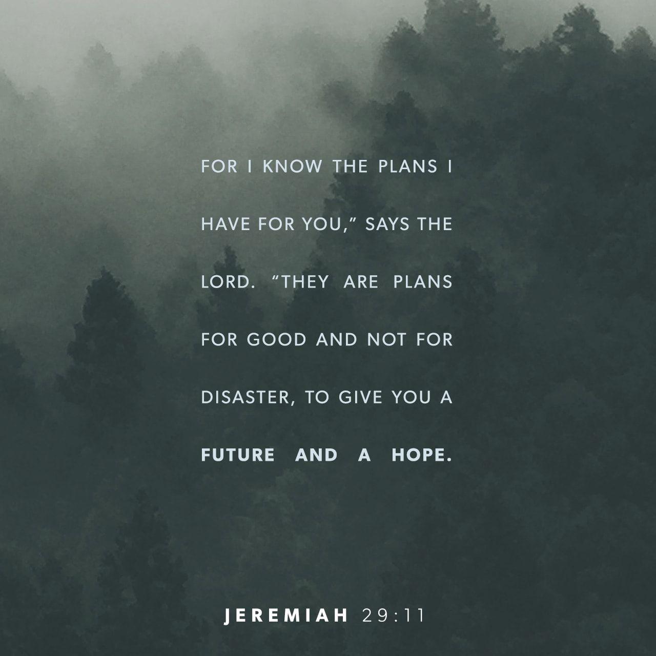Jeremiah 29 11 Wallpapers Wallpaper Cave