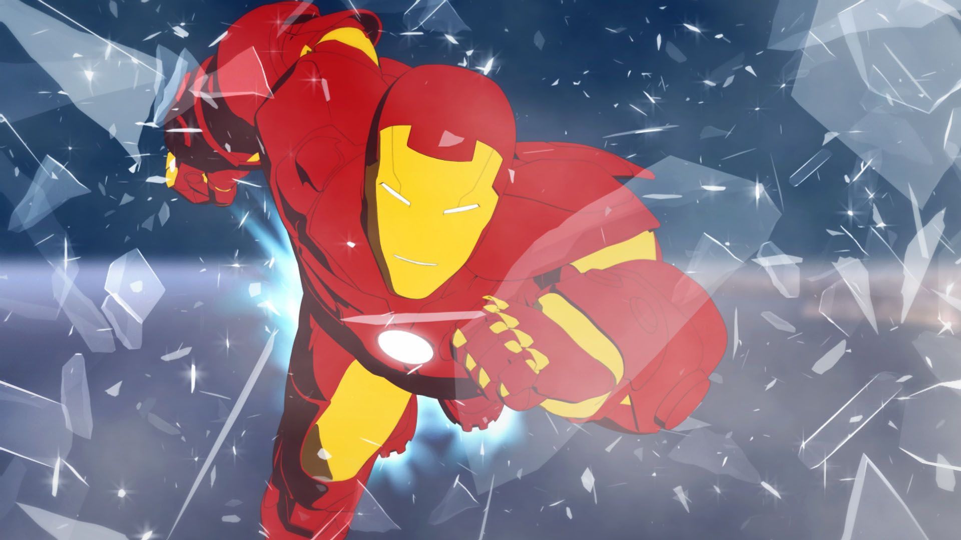 Best 50+ Iron Man Armored Adventures Wallpapers on HipWallpapers