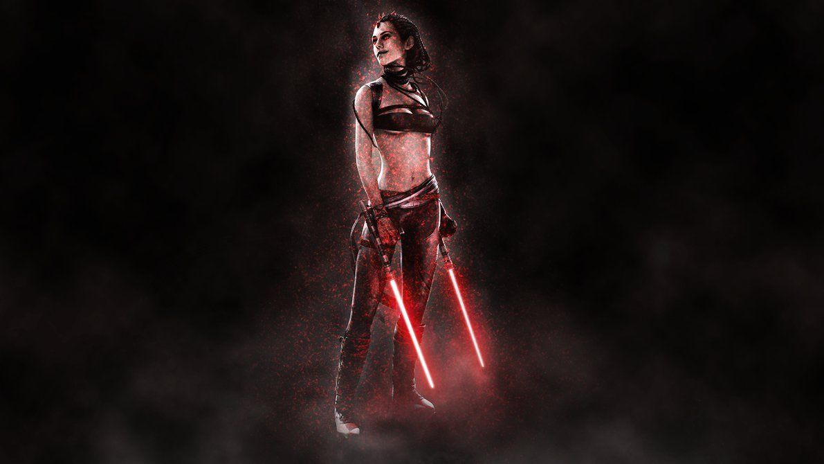 Star Wars Sith Girl Wallpapers by AidenPearce5