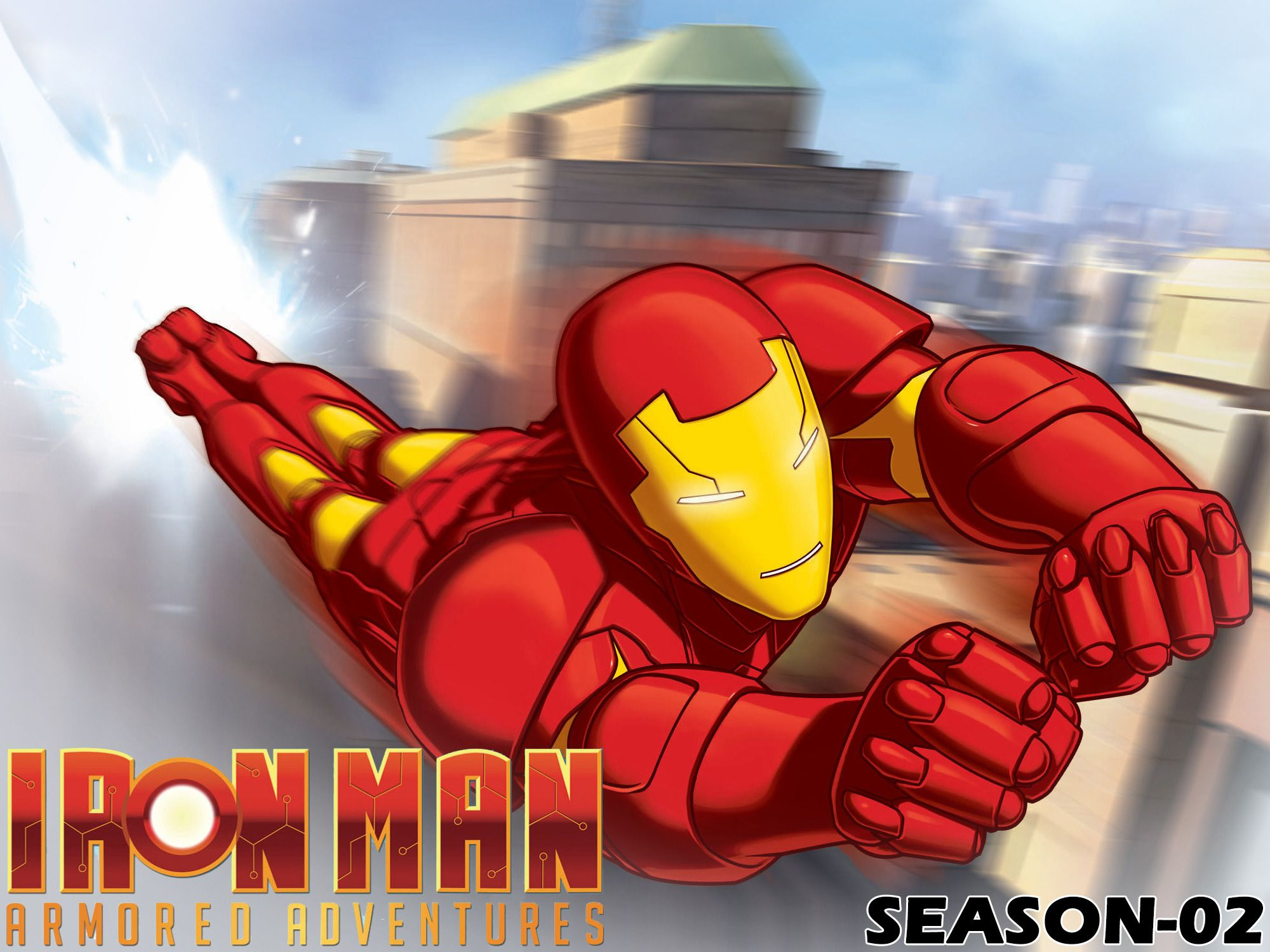 Prime Video: Iron Man: Armored Adventures