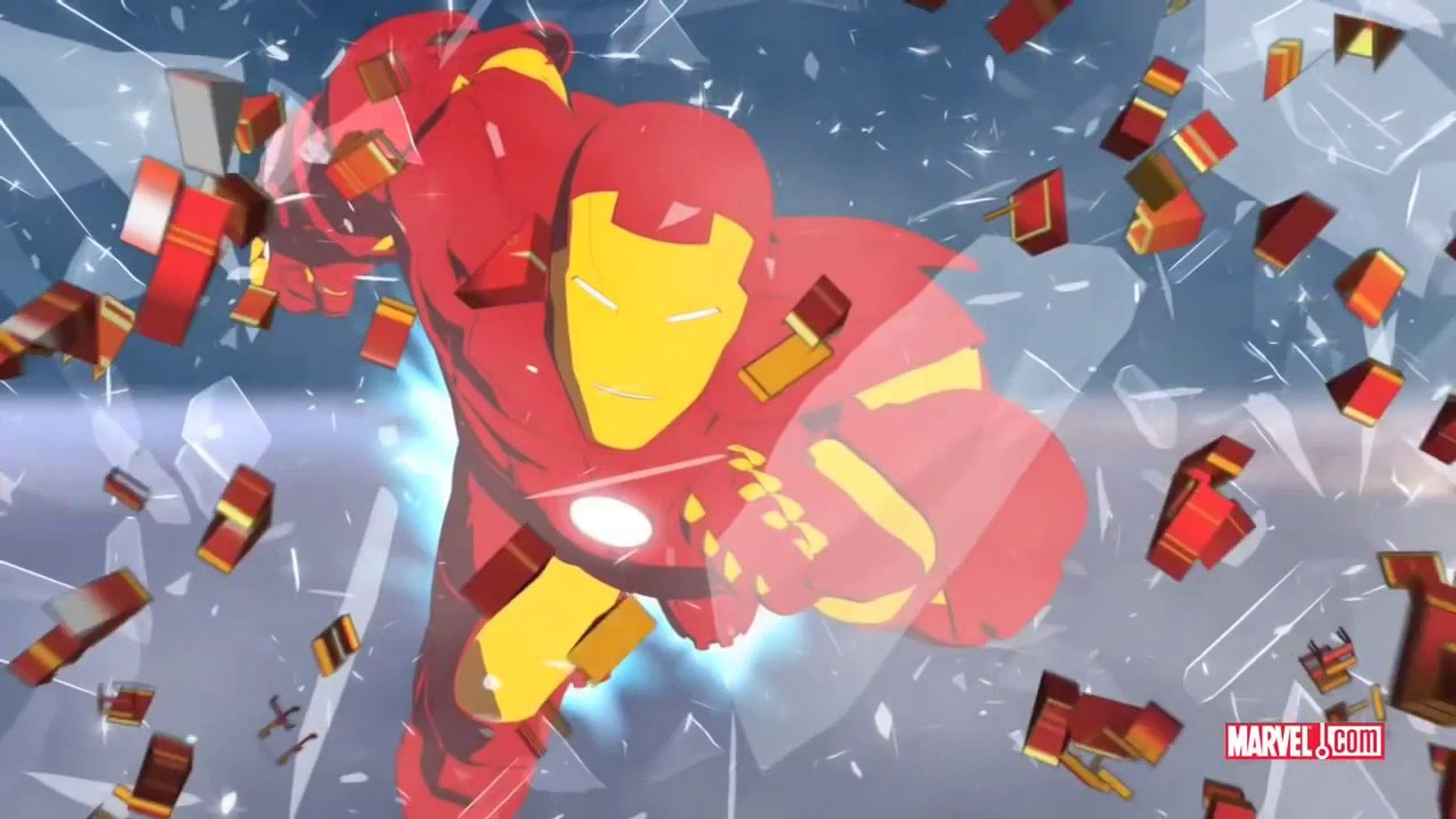 Iron Man: Armored Adventures Animated Series Trailer