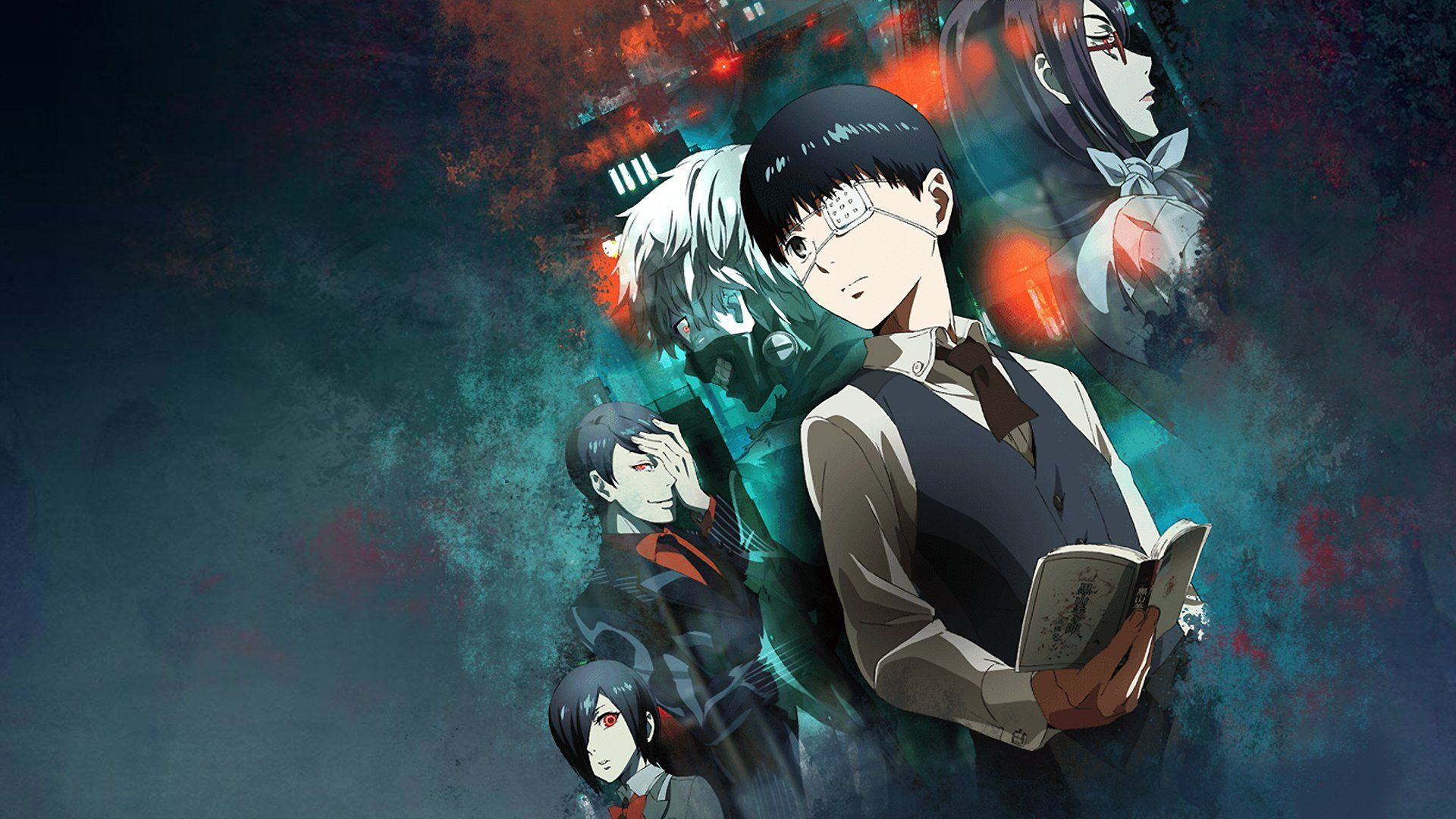 tokyo ghoul aesthetic ps4 wallpapers