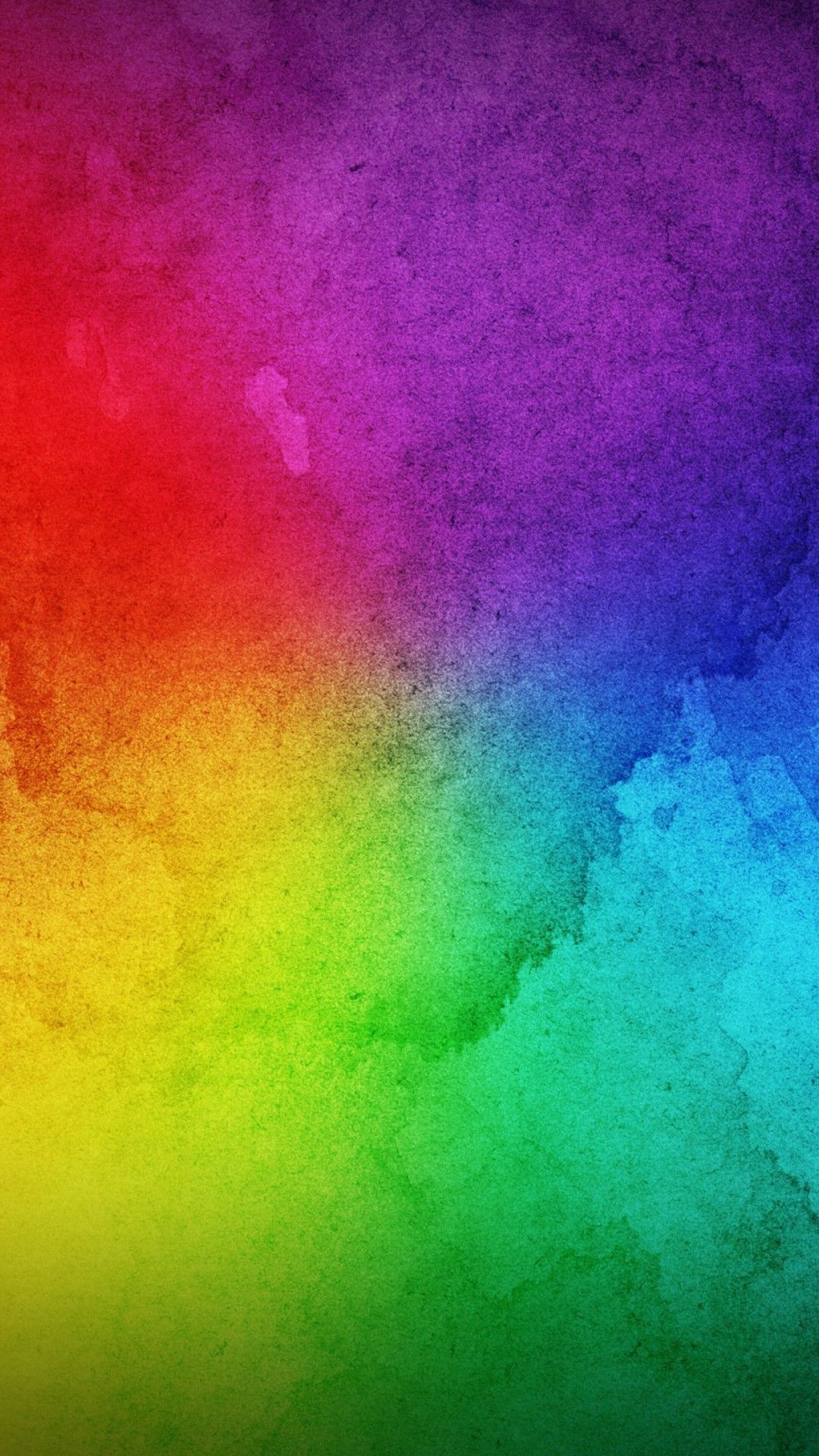 Rainbow Phone Wallpapers Wallpaper Cave