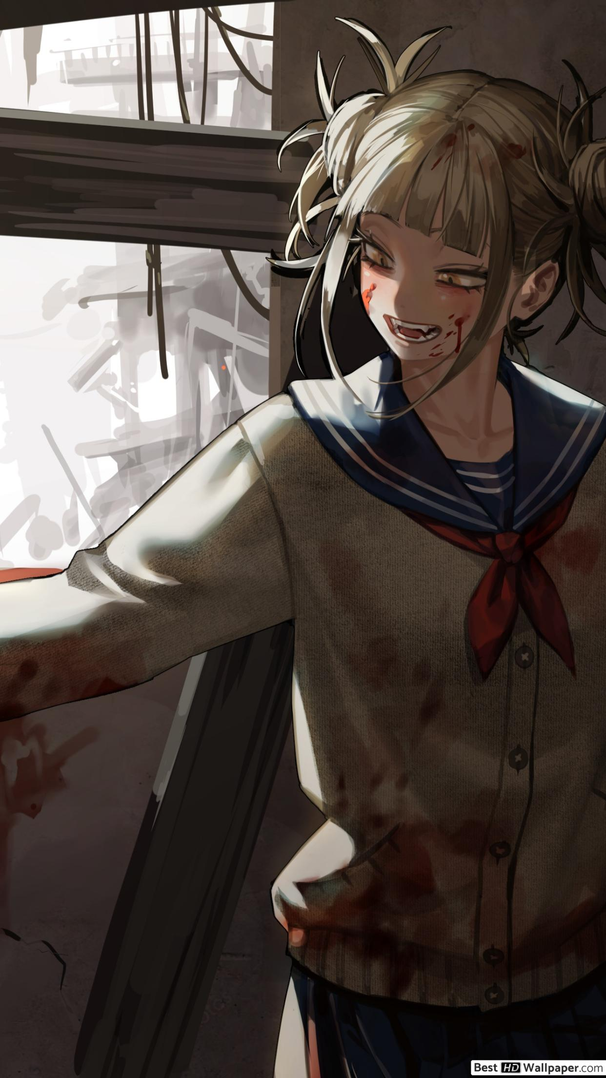 Himiko Toga Aesthetic Wallpapers - Wallpaper Cave