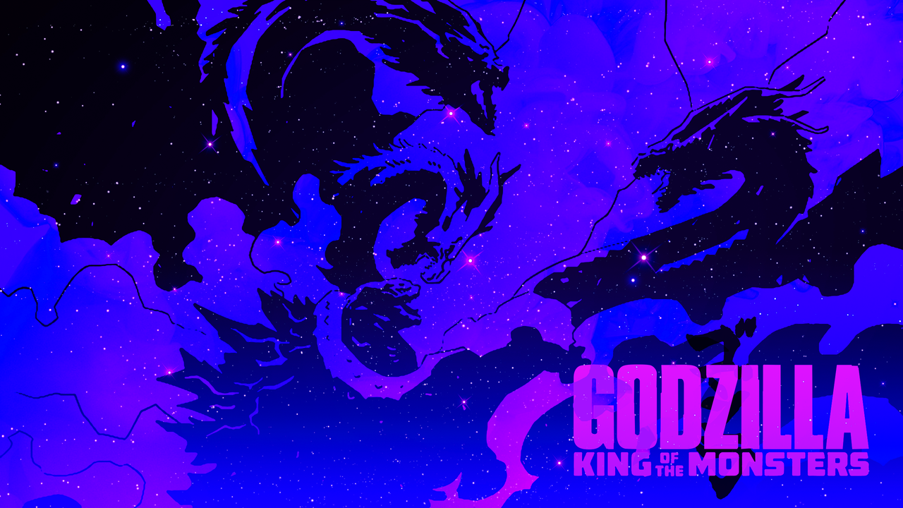 Godzilla Neon Wallpapers - Wallpaper Cave