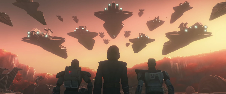 Star Wars The Clone Wars Season 7 Wallpapers Wallpaper Cave