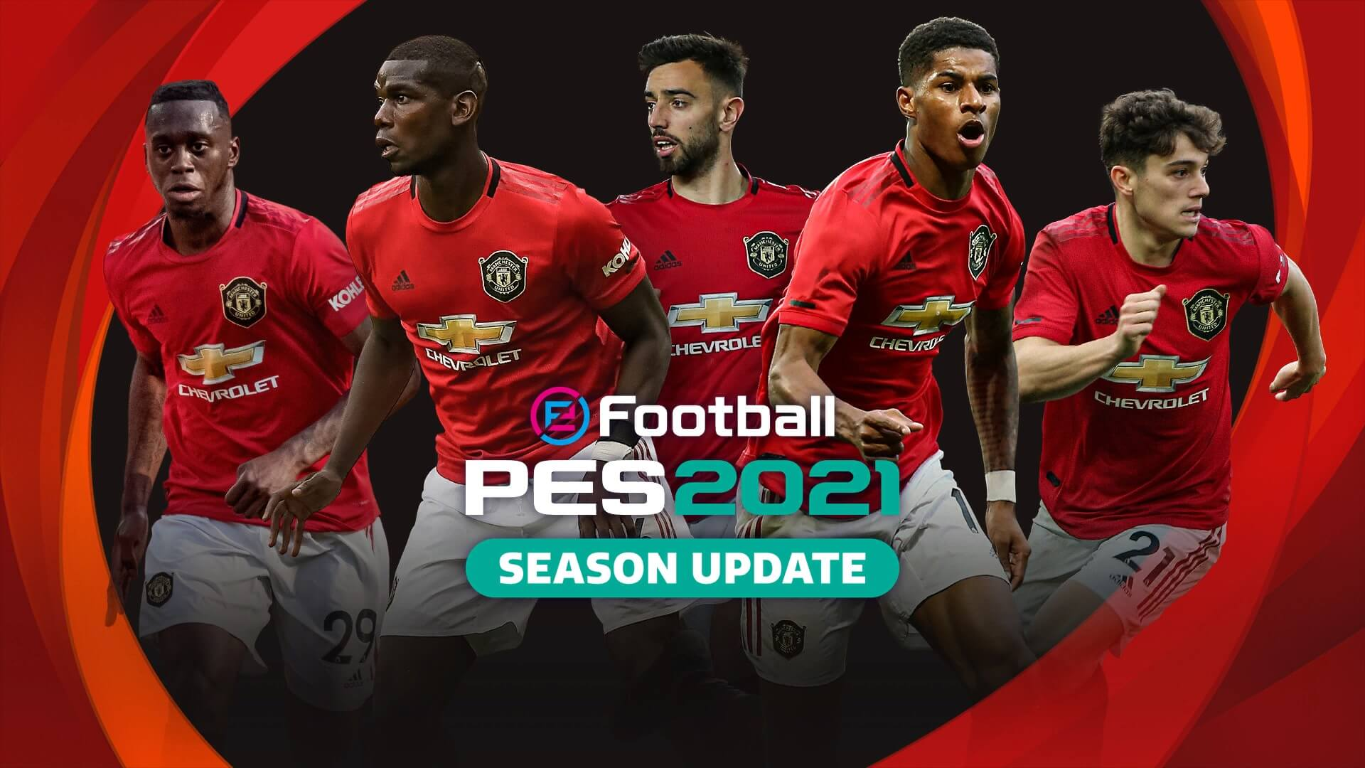 Manchester United 2021 Team Wallpapers Wallpaper Cave