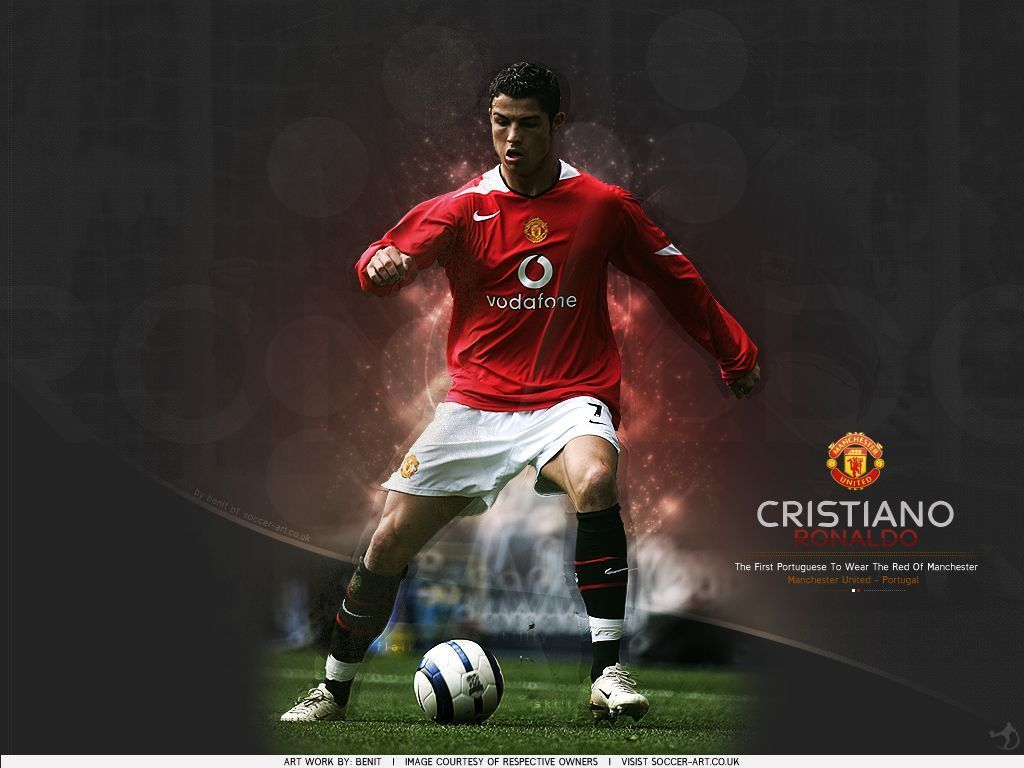 Ronaldo Man Utd Wallpapers - Wallpaper Cave