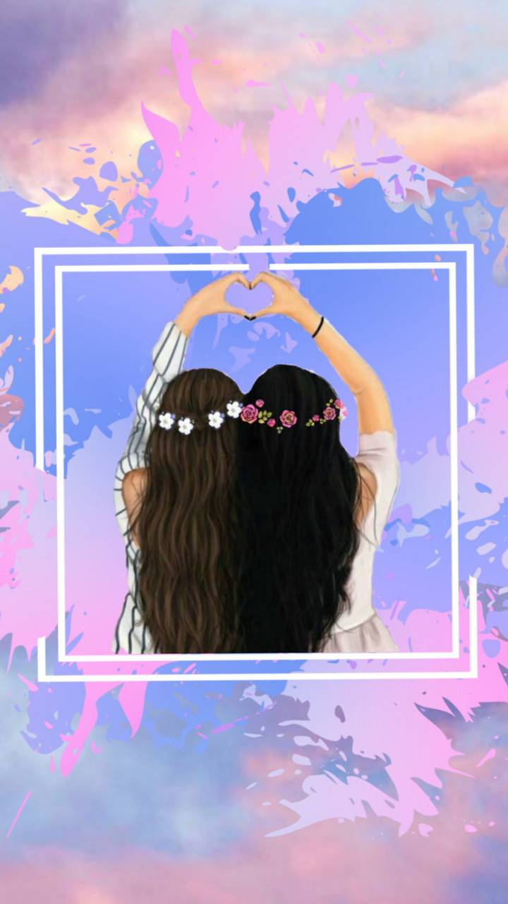 Love Bff Wallpapers - Wallpaper Cave