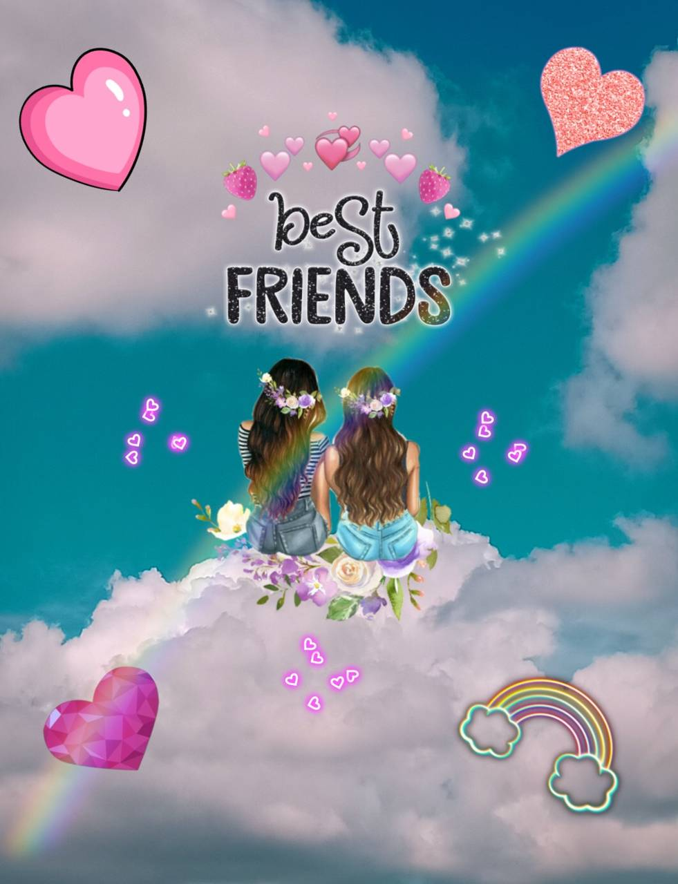 Friend Bff Wallpapers Wallpaper Cave Friends will be friends card. friend bff wallpapers wallpaper cave