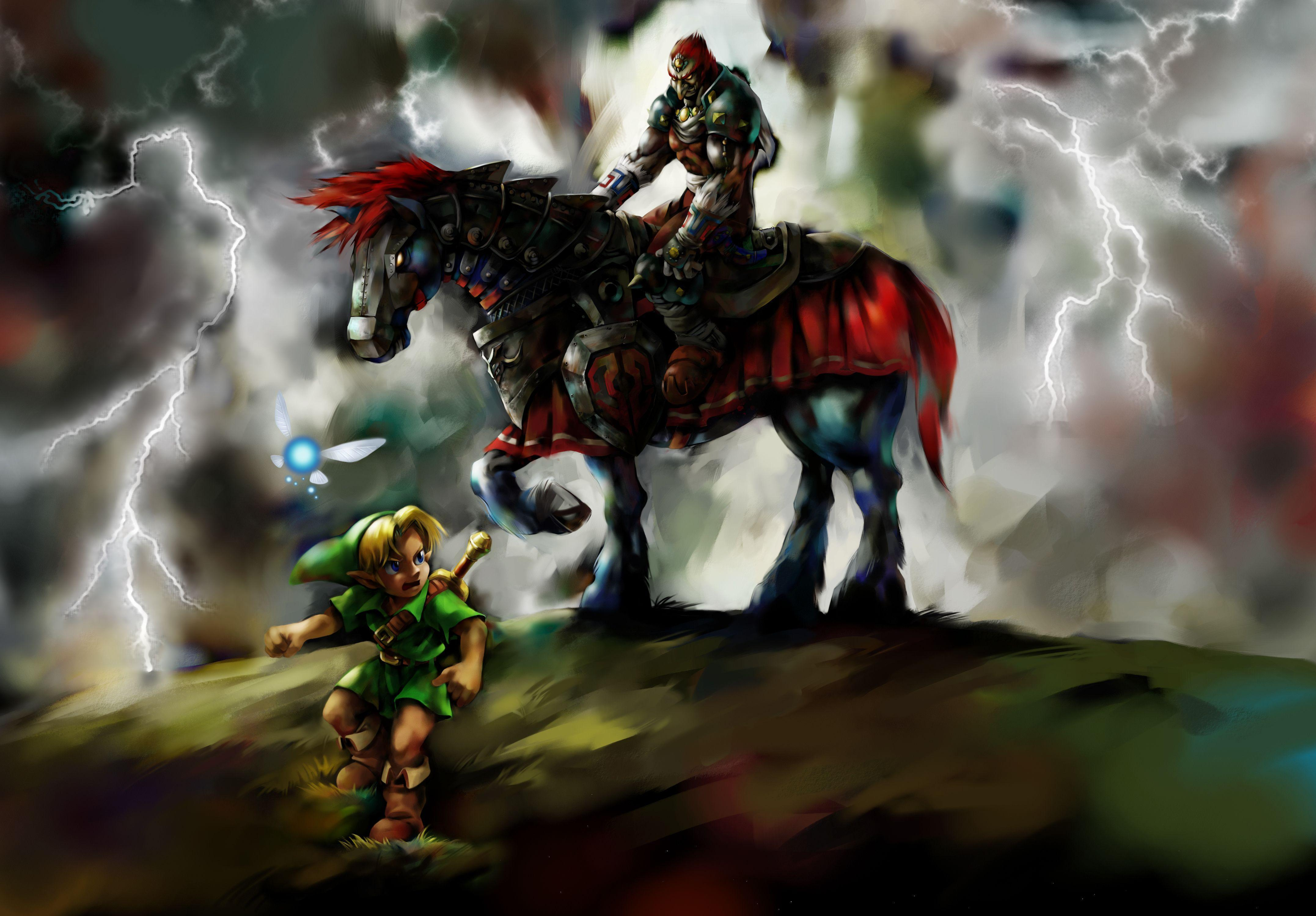Awesome Ocarina of Time wallpapers