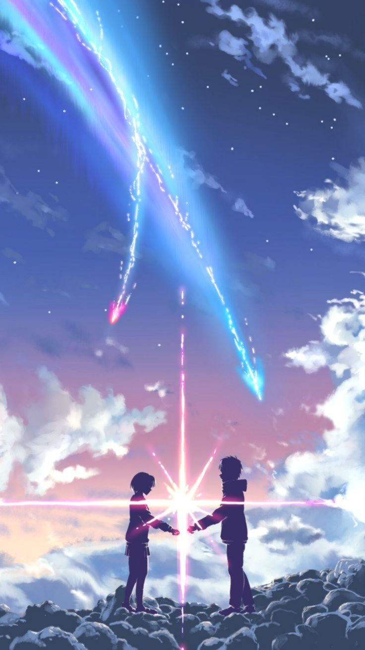 Your Name iPhone Wallpapers - Wallpaper Cave