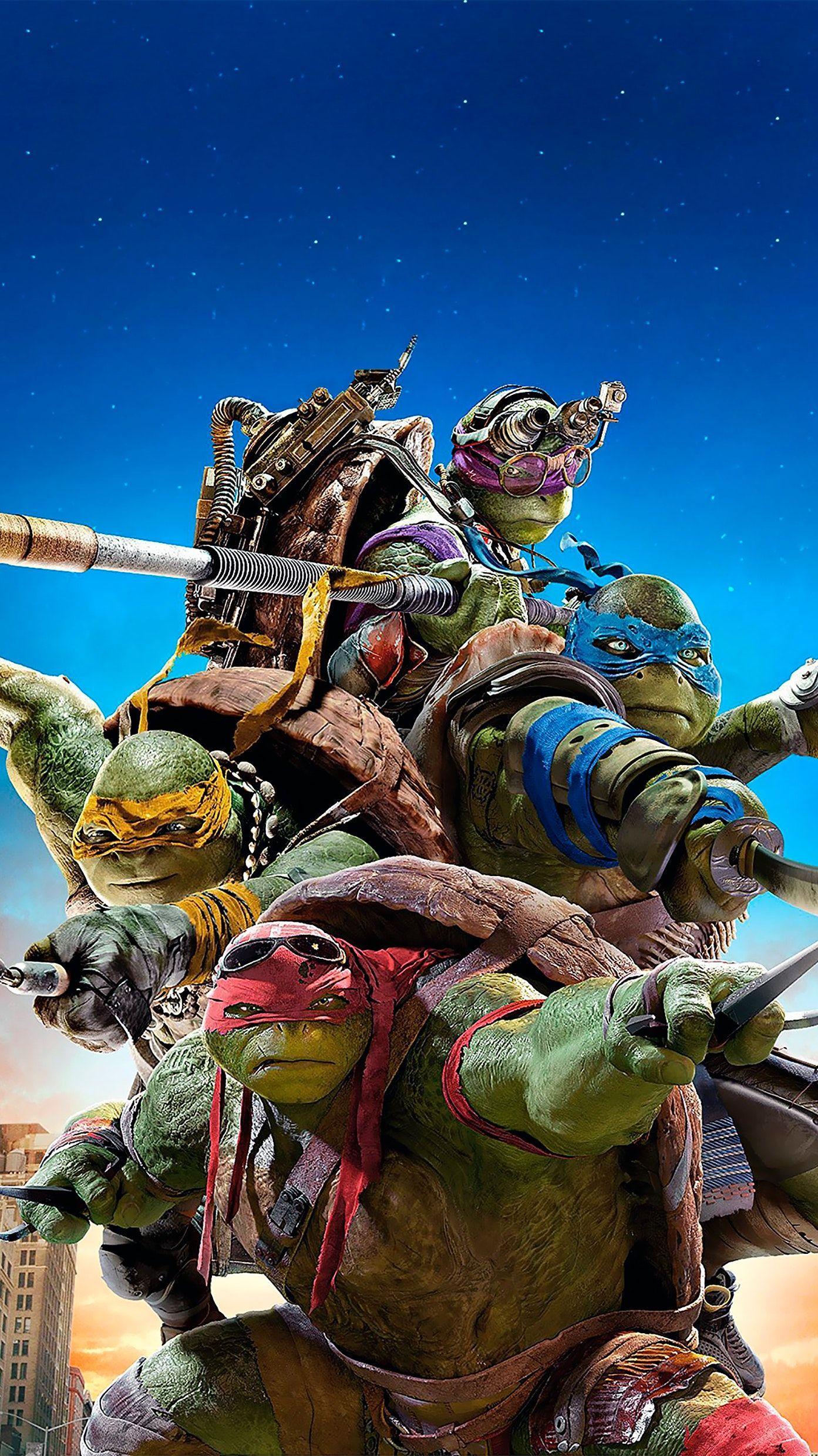 Teenage Mutant Ninja Turtles Movies Wallpapers - Wallpaper ...