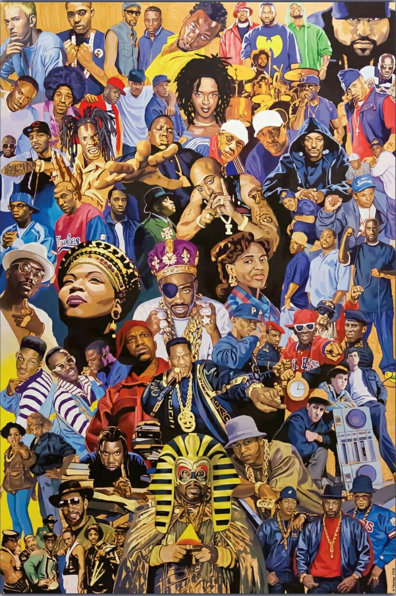 hop hip 90s wallpapers