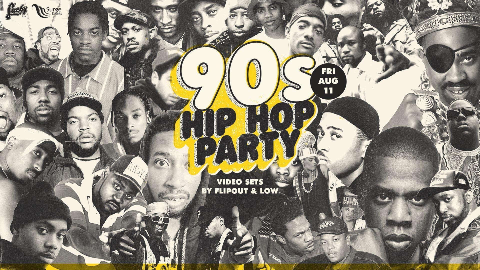 90s Hip Hop Wallpapers Wallpaper Cave