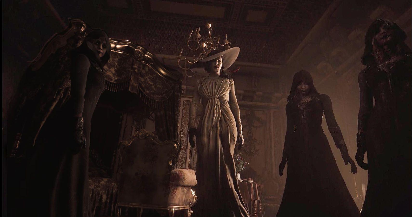 عکس بازی Resident Evil Village
