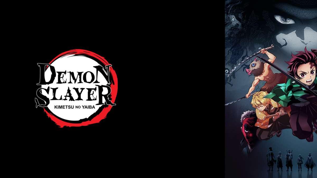 Demon Slayer Logo Wallpapers - Wallpaper Cave