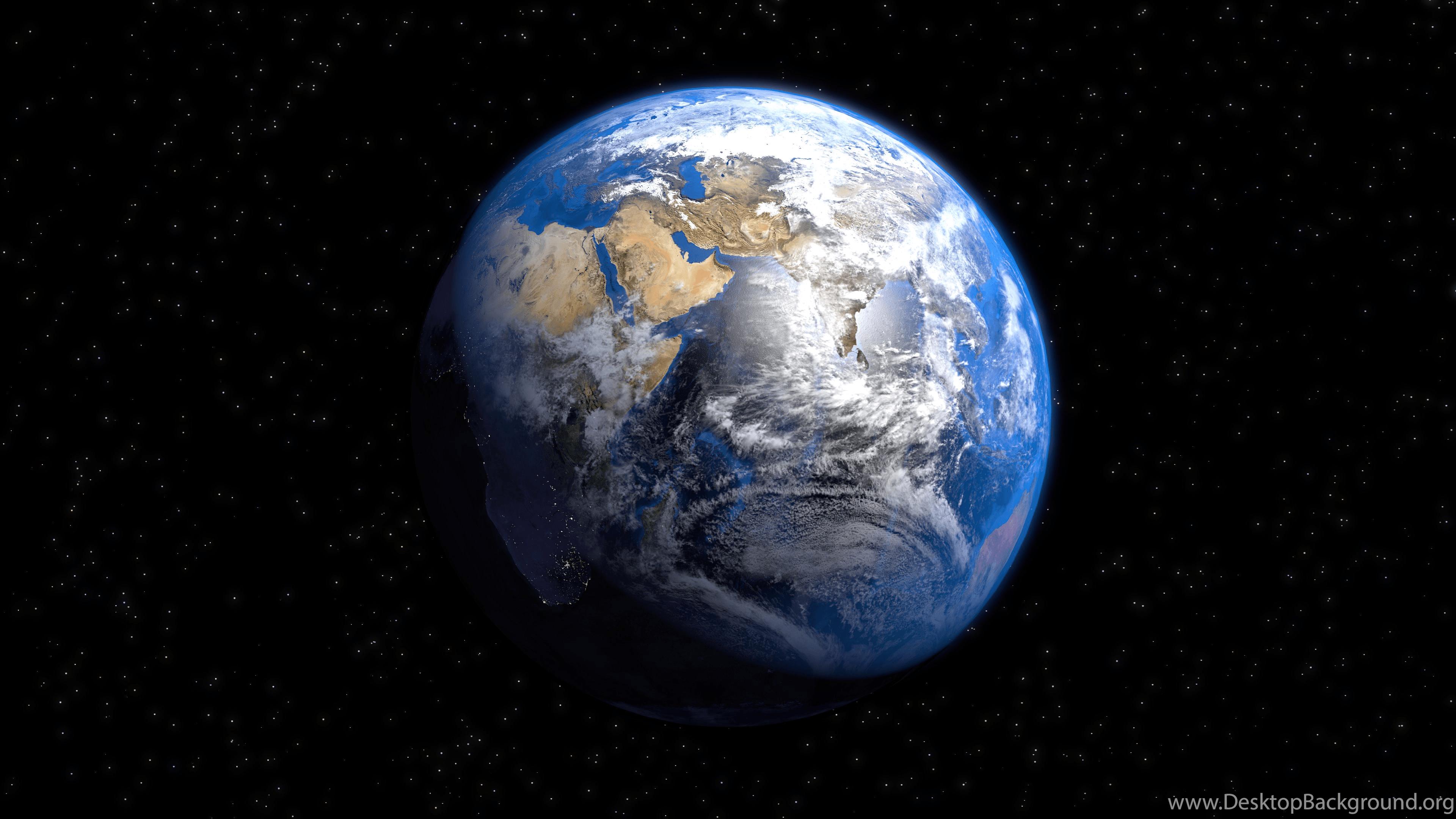 Earth 4K Ultra HD Wallpapers ...