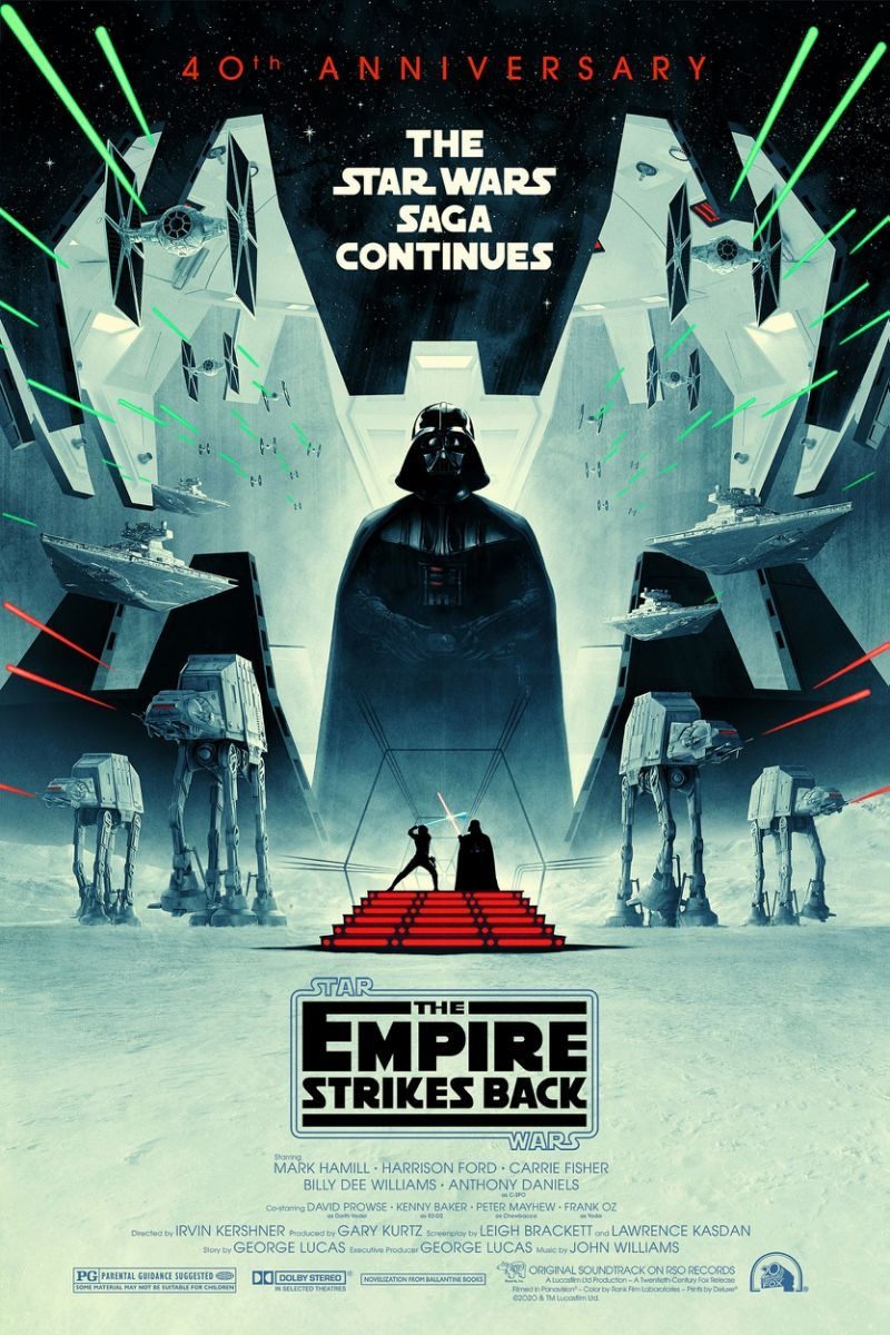 Empire Strikes Back 40th Anniversary Wallpapers Wallpaper Cave