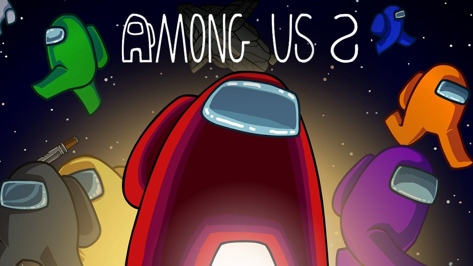 Among Us Aesthetic Wallpapers - Wallpaper Cave