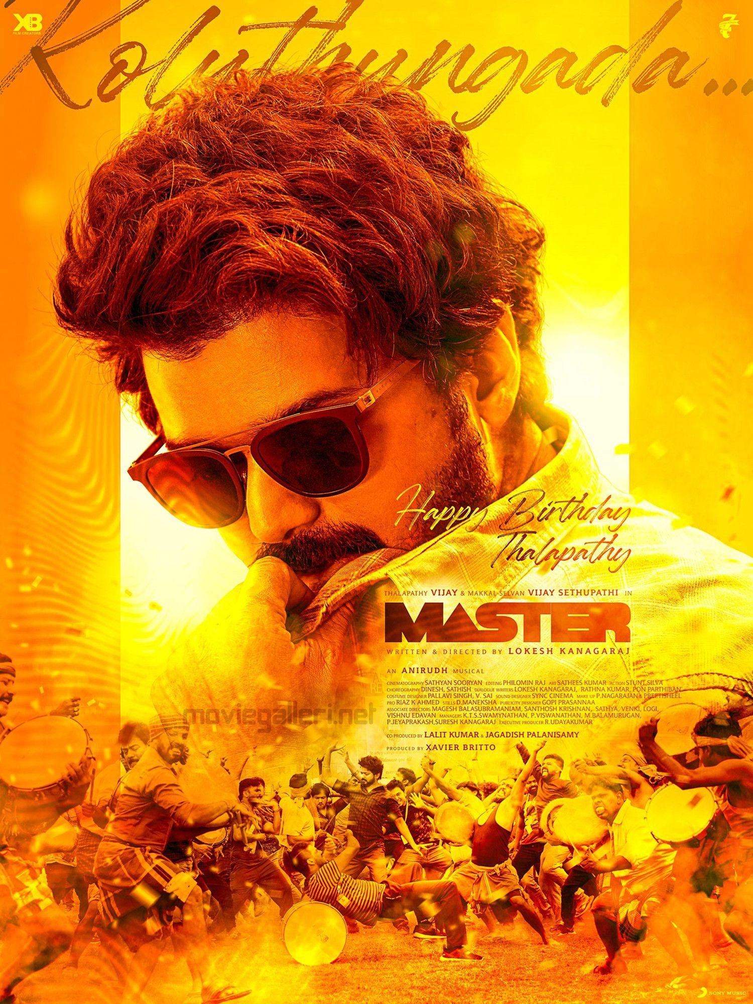 Master Vijay HD Wallpapers - Wallpaper Cave