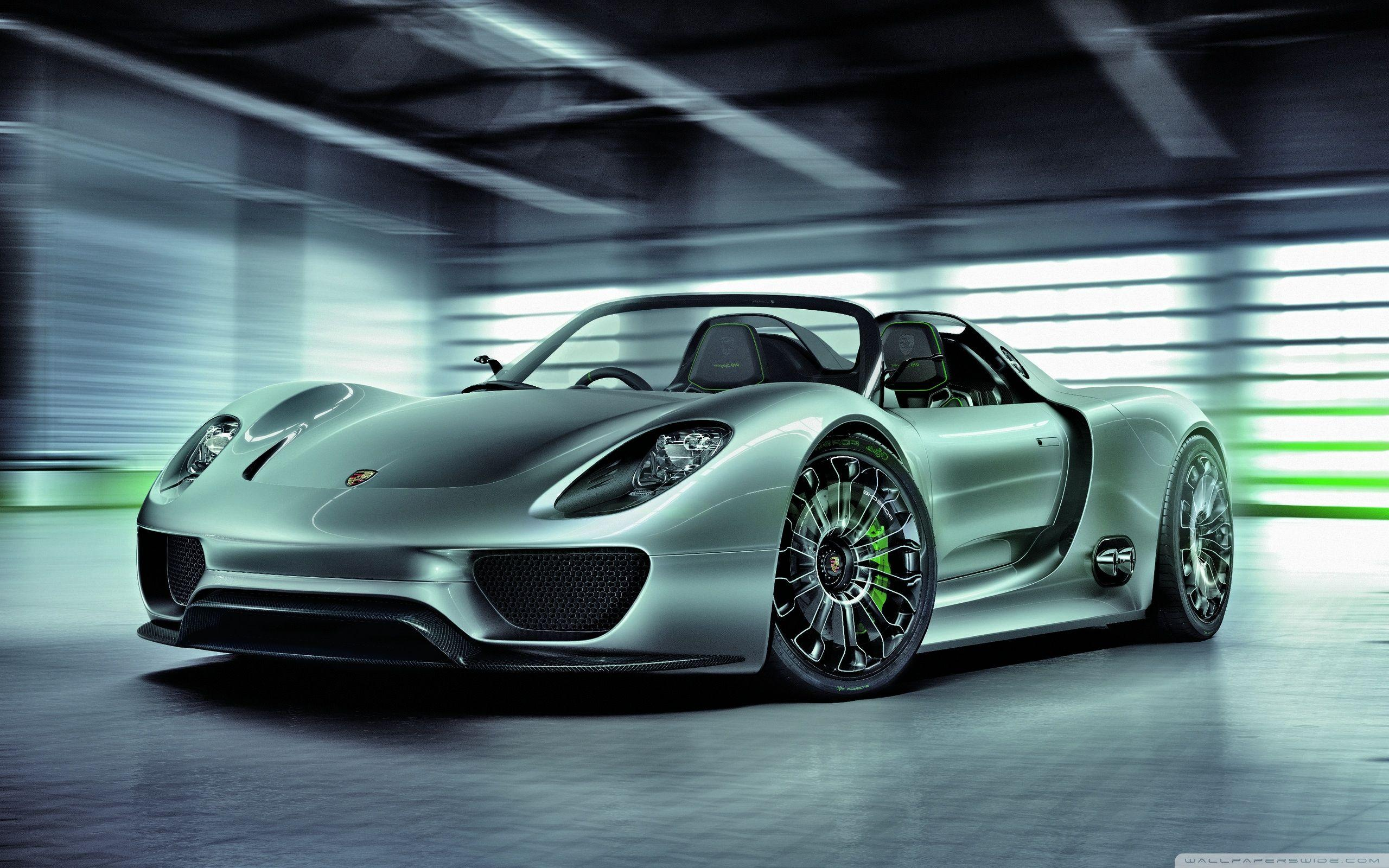 Porsche 918 Spyder ❤ 4K HD Desktop Wallpapers for 4K Ultra HD TV