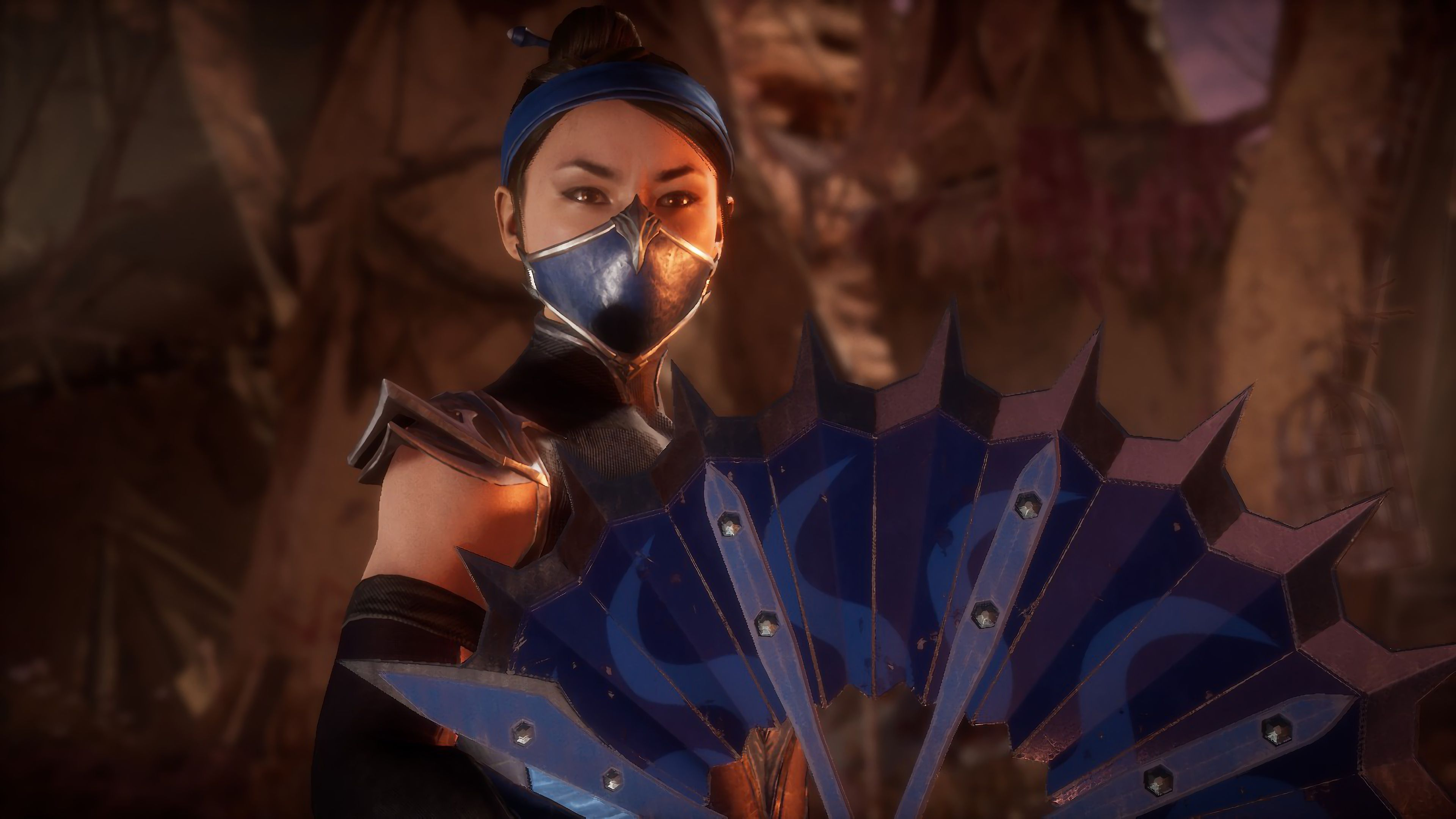 Kitana Mortal Kombat Wallpapers Wallpaper Cave