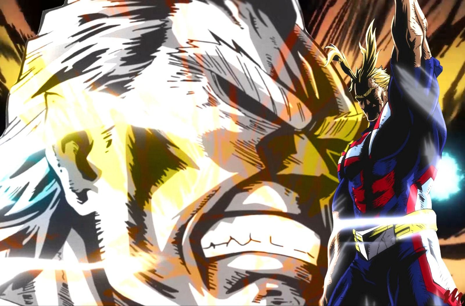 Boku no hero all might wallpapers : BokuNoHeroAcademia