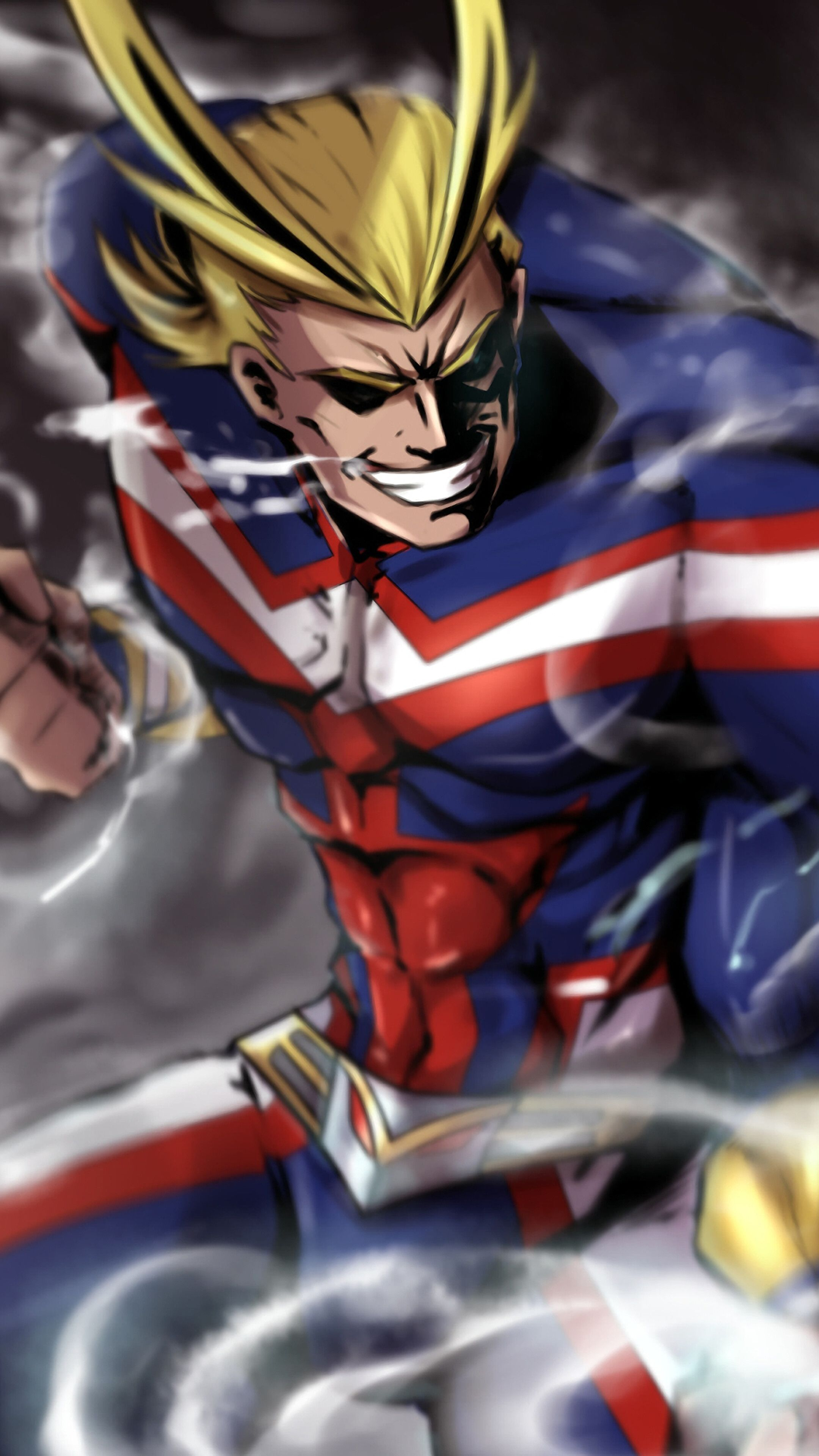 328536 All Might, My Hero Academia, 4K Iphone 10,7,6s,6 HD Wallpapers, Image, Backgrounds, Photos and Pictures