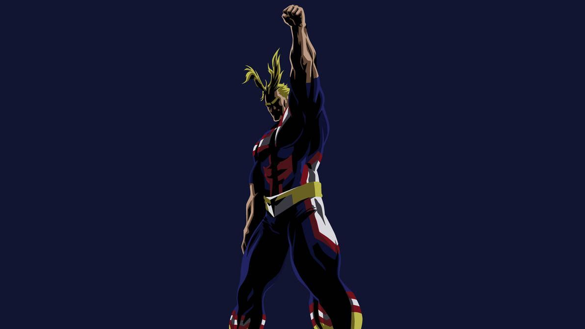 All Might Wallpapers by DamionMauville