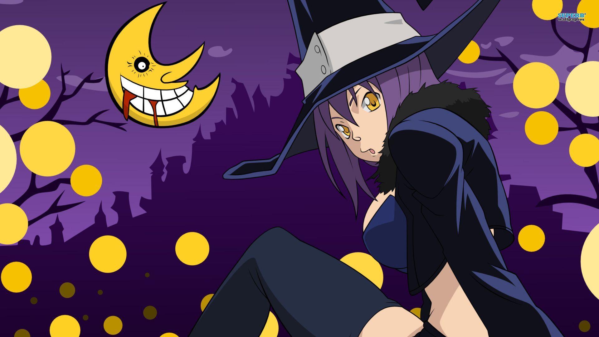 Anime Halloween Desktop Wallpapers Wallpaper Cave