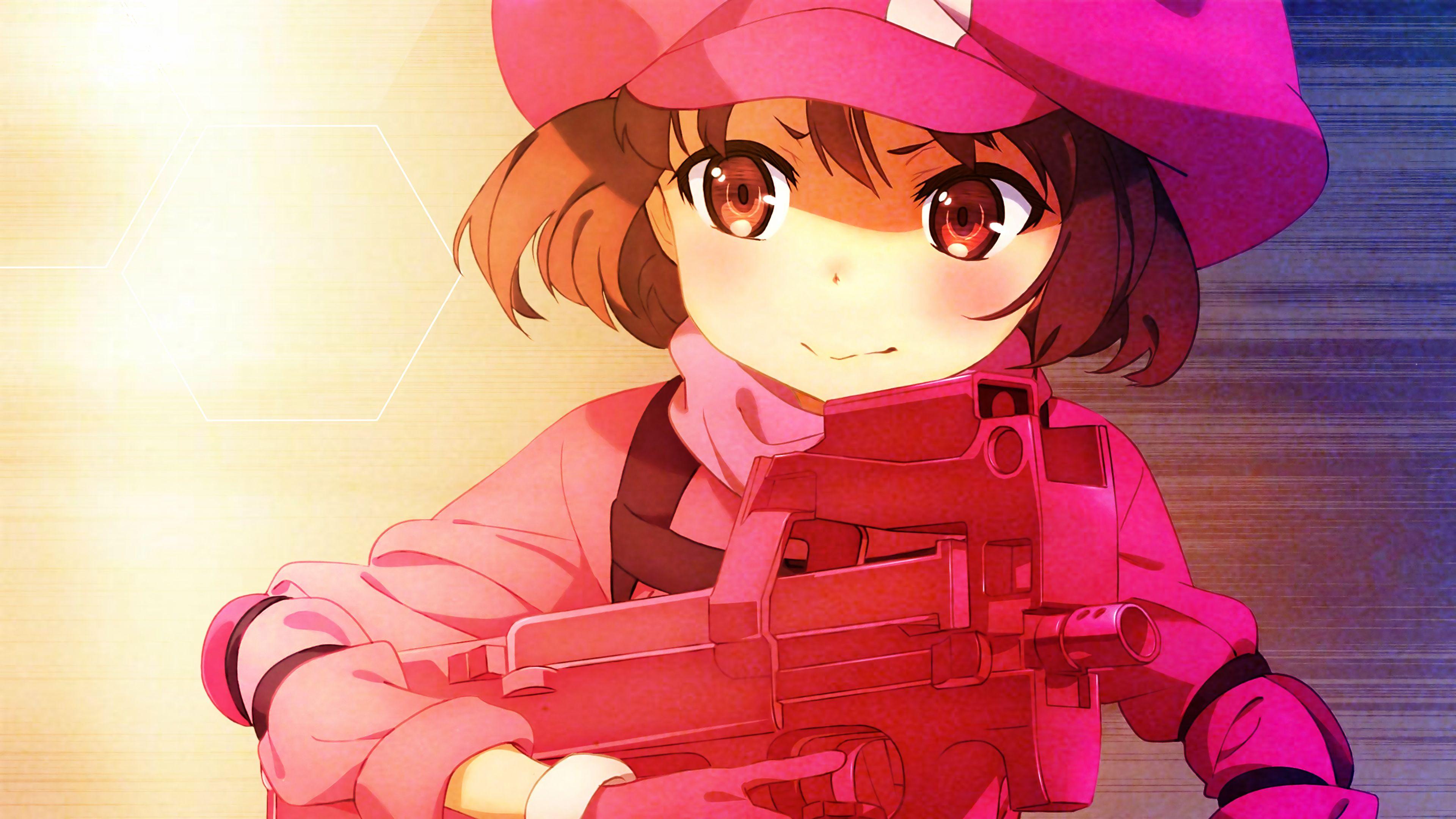 Sword Art Online: Alternative Gun Gale Online - Internet