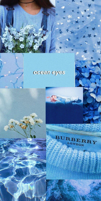 Aesthetic Light Blue Wallpapers ...
