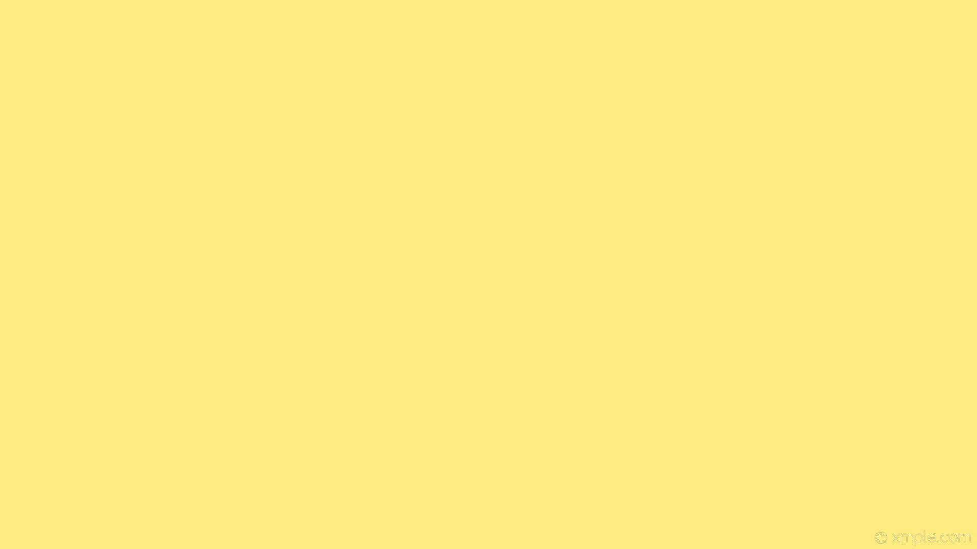 Aesthetic Light Yellow Wallpapers Wallpaper Cave